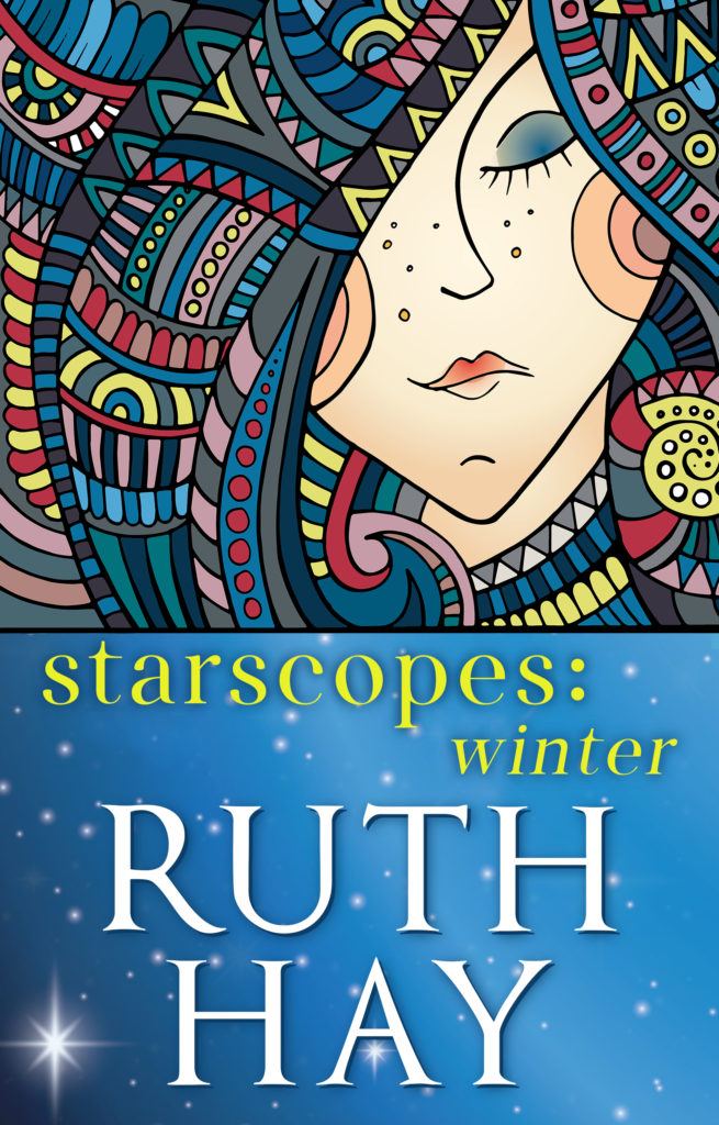 I find it amazing after writing over 30 books I can still get excited by a new series like this one. The gorgeous covers help of course! Try this first of four titles and find out if you are also influenced by the stars